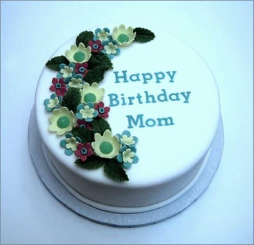 birthday wishes nd cake