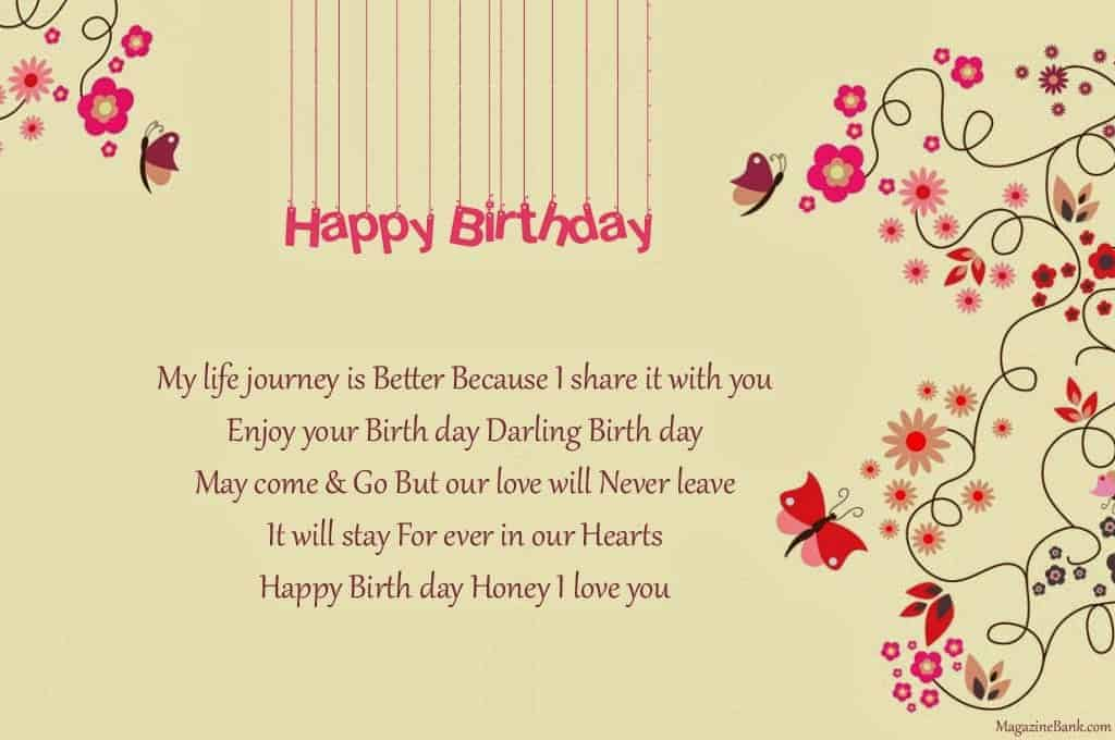 Exclusive Birthday wish for you