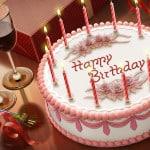 Exclusive happy birthday wishes image.