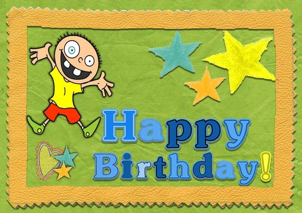 Best Happy Birthday wishes Card