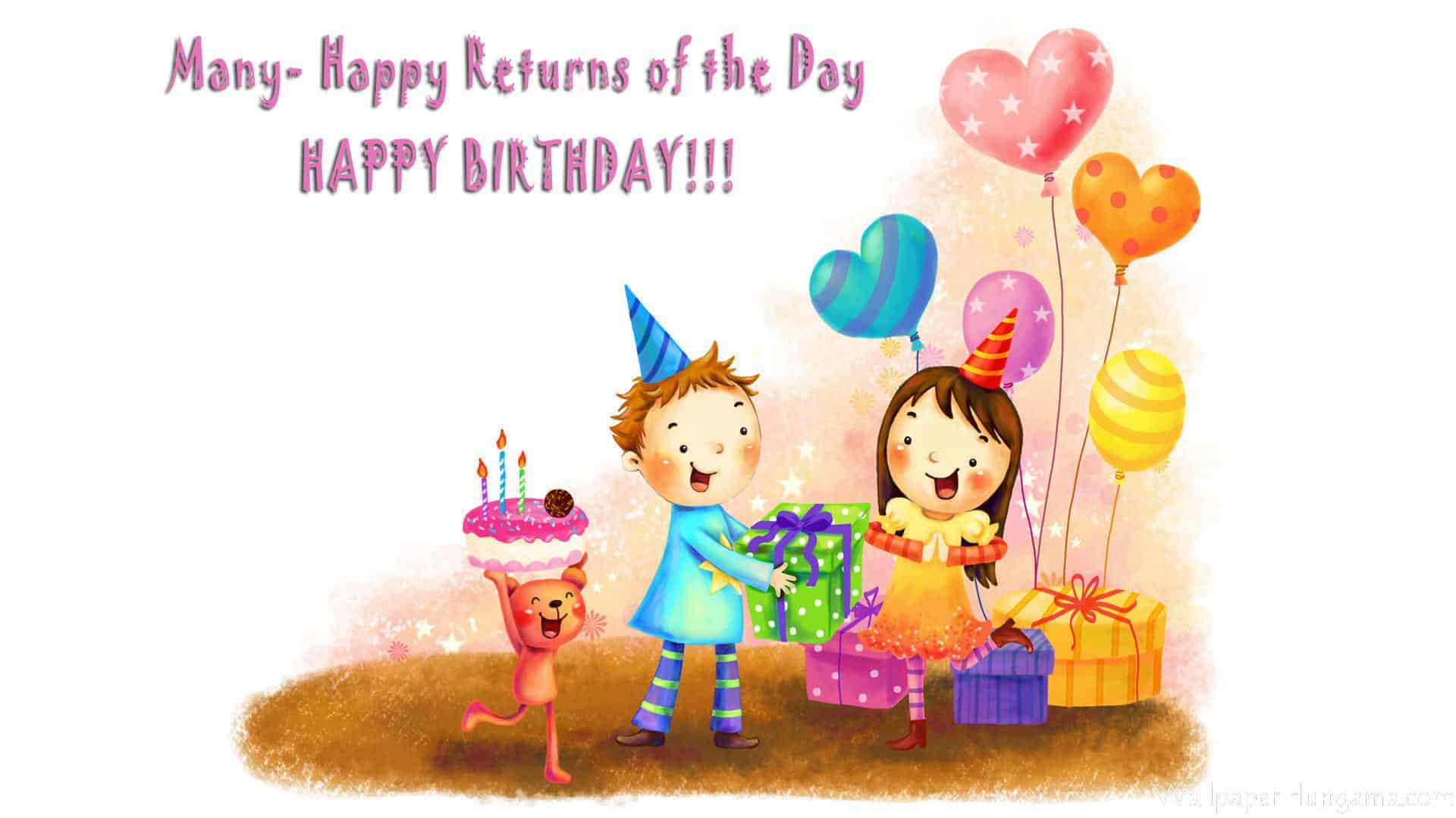 Exclusive Happy Birthday Wishes Messages With High Quality Wish Images