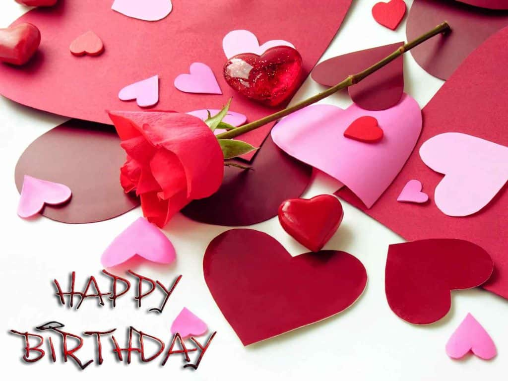 Birthday wishes image for loving ones