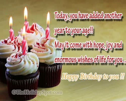 Birthday quotes with Birthday quotes images