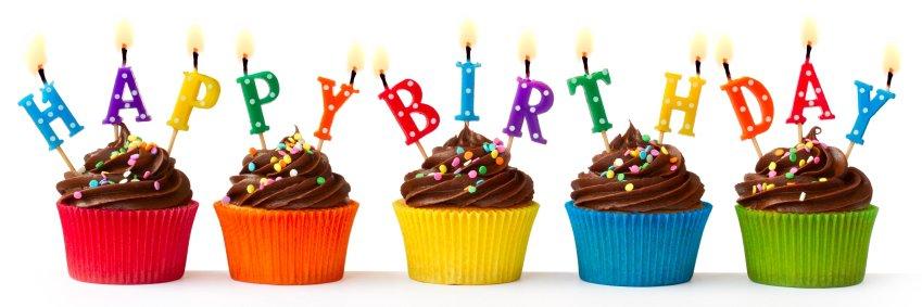 Happy Birthday pictures cupcakes