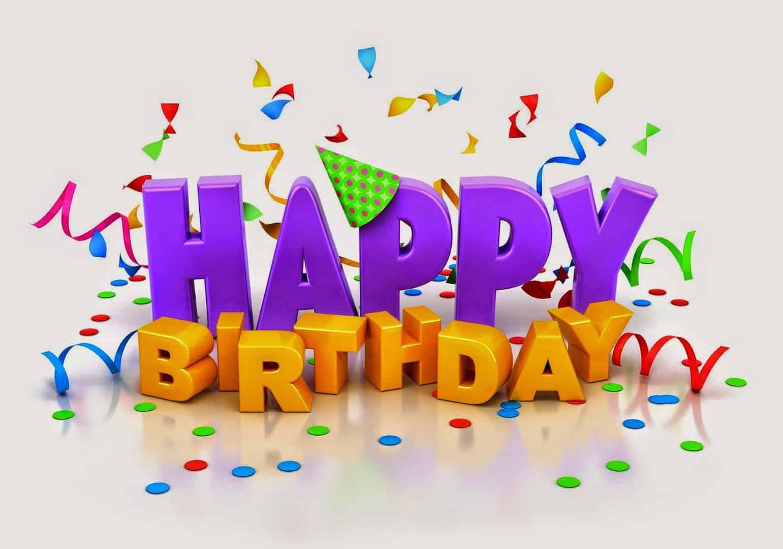 Happy Birthday Wishes 3 Happy Birthday To You Happy Birthday
