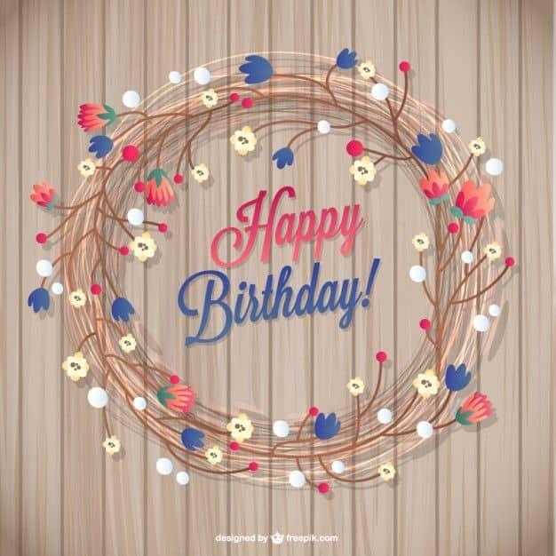 Artistic Happy BirthdayImage