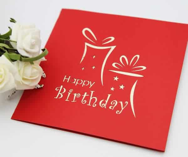 Beautiful Happy Birthday card