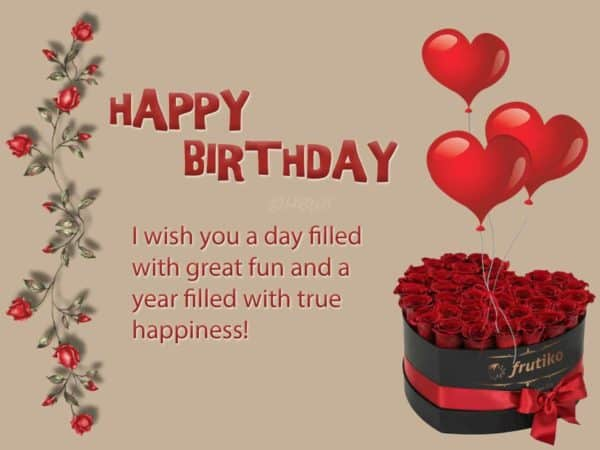New HD Birthday wish Card