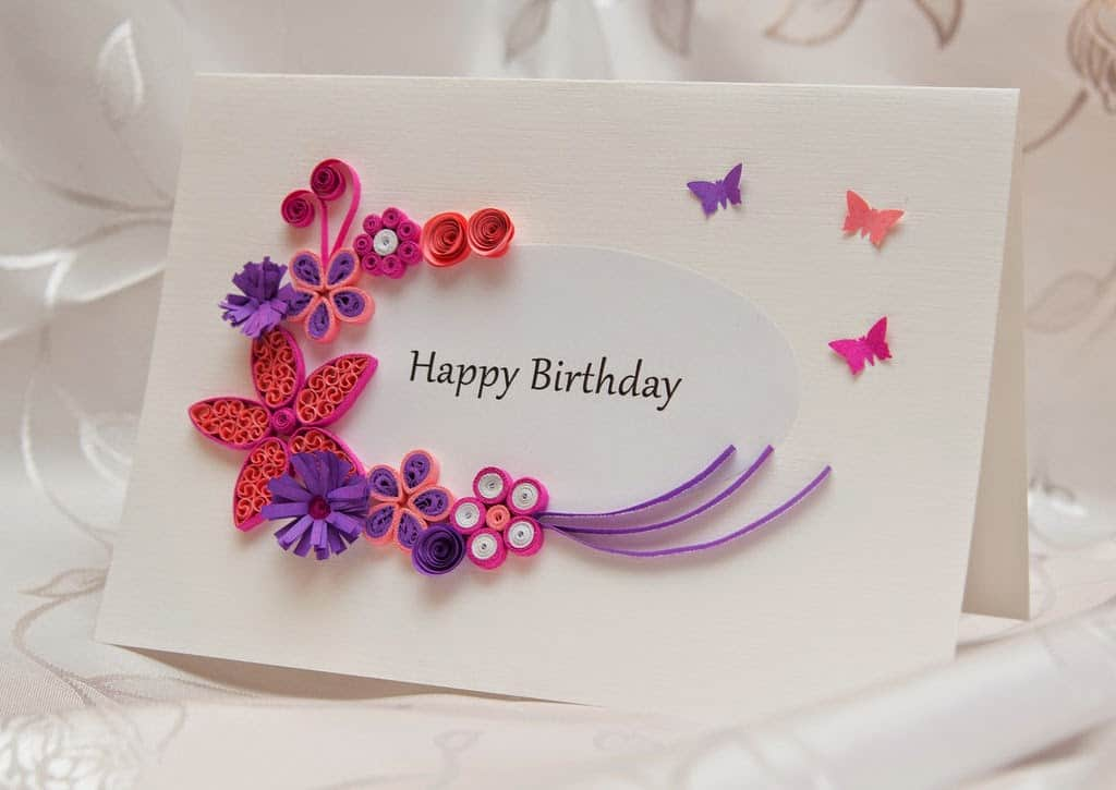 Awesome Happy Birthday wish card