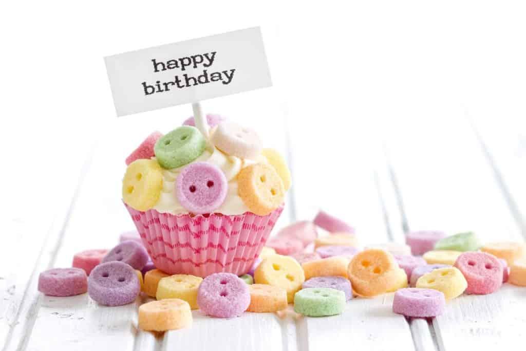 Happy Birthday for dear ones! ♥