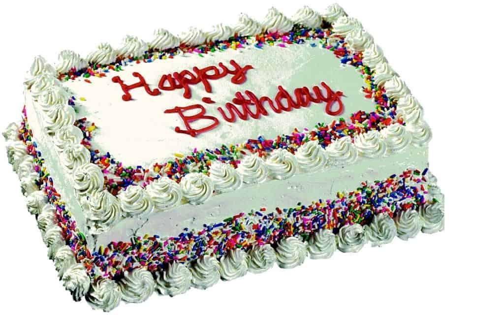 Sweetest Birthday Wishes Cake!