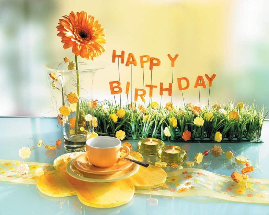 ♥ Happy Birthday to you ♥
