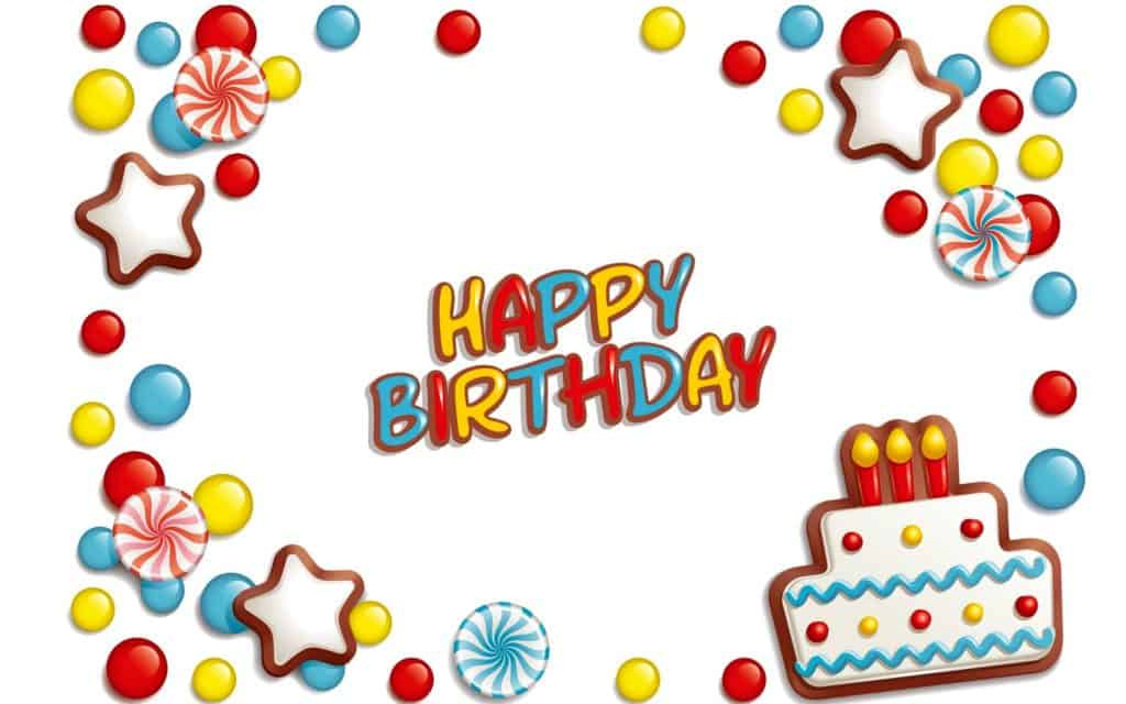 Animated Birthday Wishes Images GIF