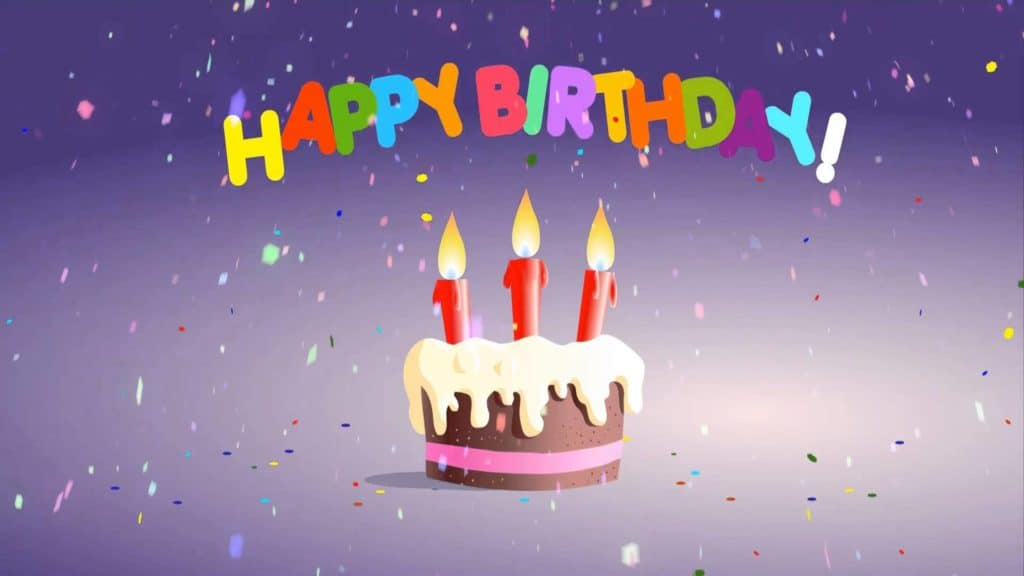 Animated Birthday wishes Images GIF - Happy Birthday to ...