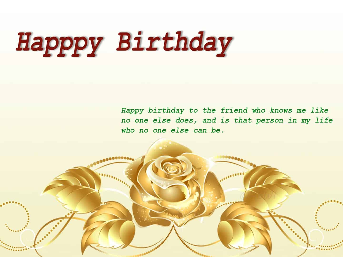 Exclusive Happy birthday wishes cards with flowers