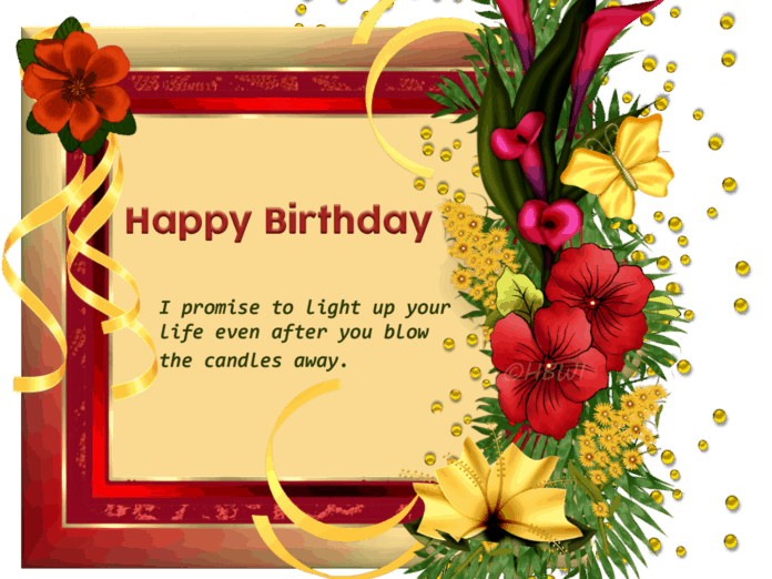 Birthday Cards Exclusive ~ All new exclusive hd happy birthday wishes images to you