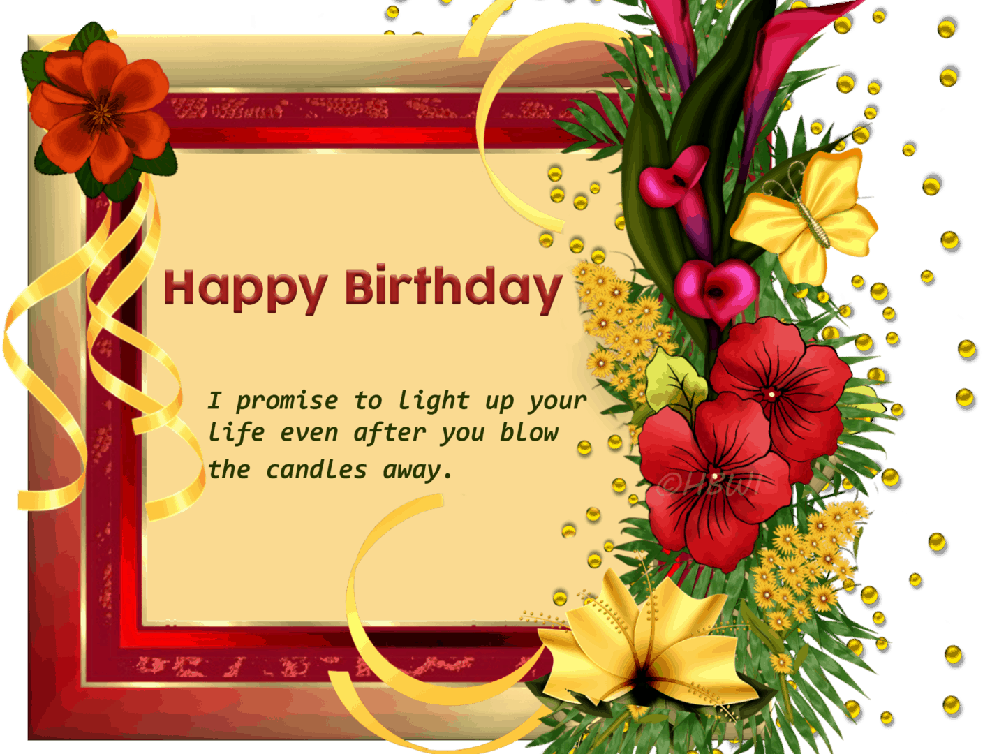 All new exclusive 25 hd happy birthday wishes images 2018 happy exclusive happy birthday wishes cards with flowers m4hsunfo